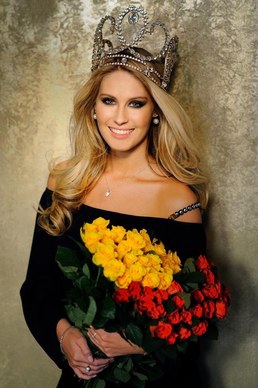 Lenty Frans, Miss Belgium 2016 - Miss World Europe