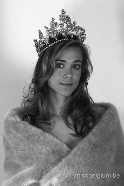 Virginie Claes, Miss Belgium 2006