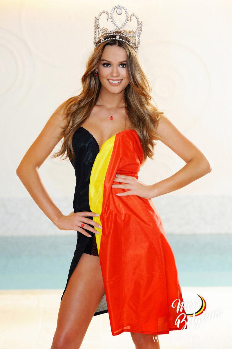 Annelies Törös, Miss Belgium 2015